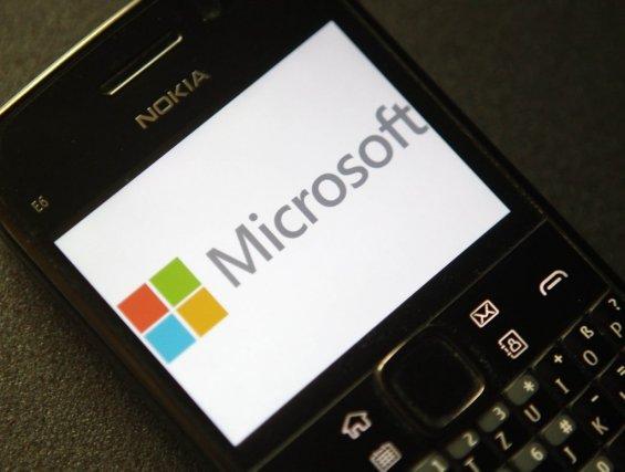 Le groupe informatique américain Microsoft a annoncé jeudi des résultats... (PHOTO HEINZ-PETER BADER, REUTERS)
