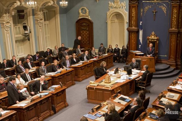 L'auteur estime que le projet de loi 60... (PHOTO IVANOH DEMERS, archives LA PRESSE)