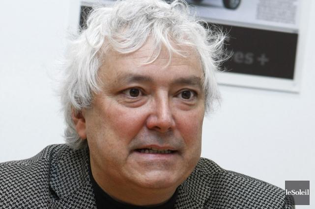 Michel Marcoux est maintenant rattaché à un courtier... (Photo Laetitia Deconinck, archives Le Soleil)