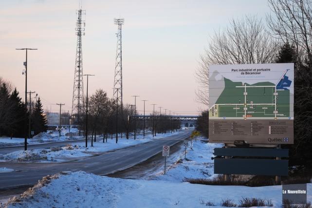 IFFCO Canada a le feu vert environnemental pour... (Photo François Gervais, Le Nouvelliste)