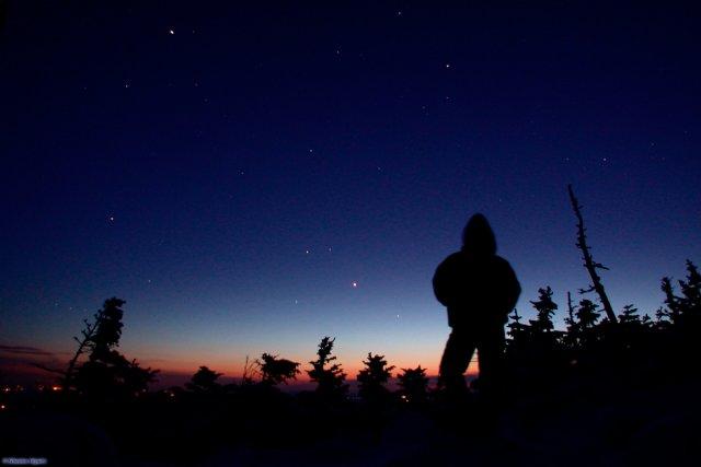 Trois idées d'activités à faire en famille dans différentes régions du Québec. (Photo fournie par Parc national du Mont-Mégantic)