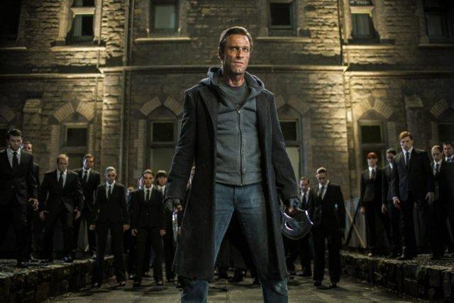 Dans ce film d'action aux accents gothiques, le... (Photo: fournie par Lionsgate)