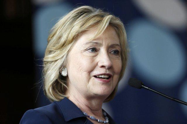 Hillary Clinton briguera-t-elle la Maison-Blanche en 2016?... (PHOTO MATT ROURKE, ARCHIVES AP)