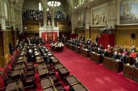 Depuis 1986, les députés élisent par vote secret... (Photo archives La Presse Canadienne)