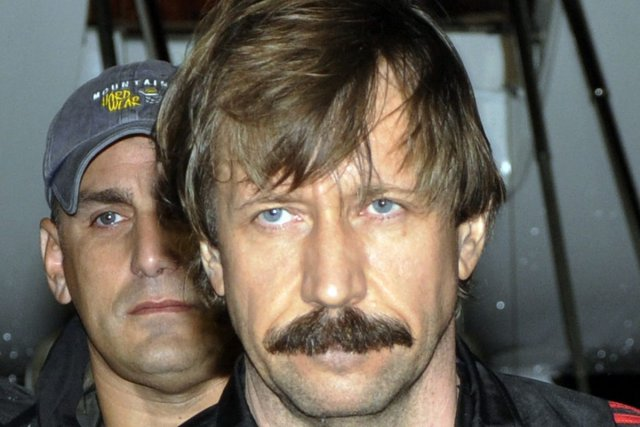 Viktor Bout... (Photo: archives AP)