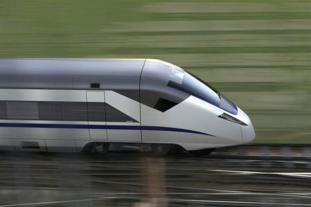 Après de nombreuses spéculations quant au futur de sa division transport,... (Photo fournie par Bombardier)