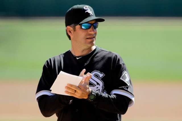 Le gérant des White Sox de Chicago, Robin... (Photo AP)