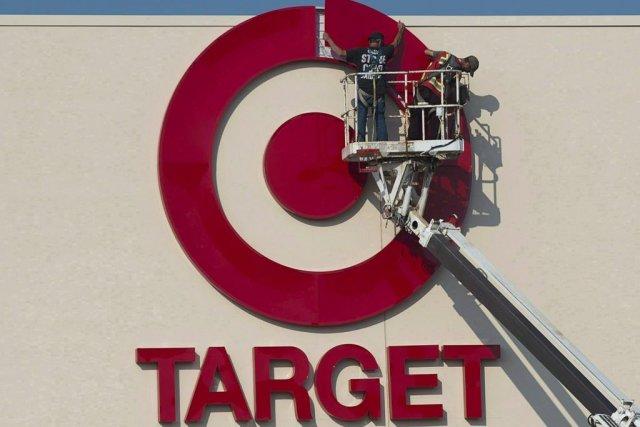 Plus tôt cette semaine, Target avait prévenu ses... (PHOTO LA PRESSE CANADIENNE)