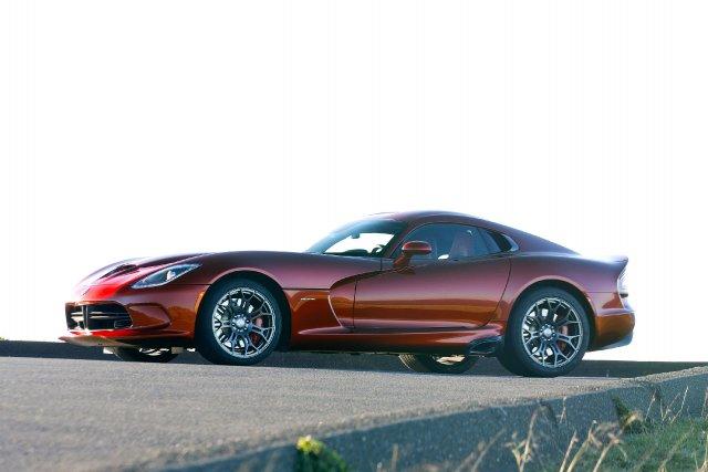 La SRT Viper... (Photo fournie par SRT)