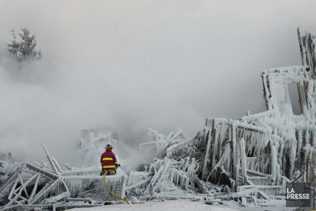 La tragédie de la Résidence du Havre, qui... (Photo Ivanoh Demers, La Presse)