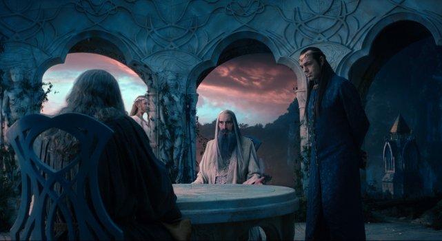 L'auteur fait une analogie entre les Elfes et... (Photo fournie par Warner Bros. pictures et MGM)