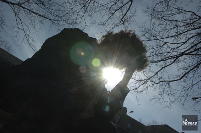 Le risque de psychose augmente de 84% si... (Photo Martin Chamberland, archives La Presse)