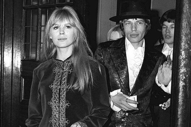 La vie de la chanteuse, actrice et icône pop des années 60 et 70 Marianne... (Photo Associated Press)