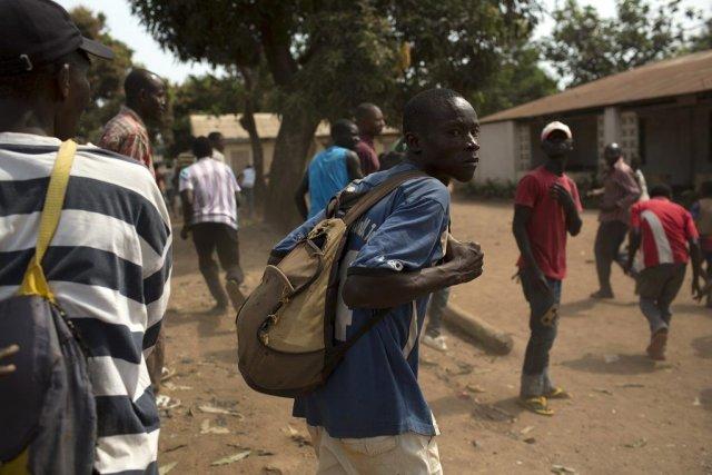 Selon l'ONU, un Centrafricain sur cinq a fui... (PHOTO SIEGFRIED MODOLA, RUETERS)