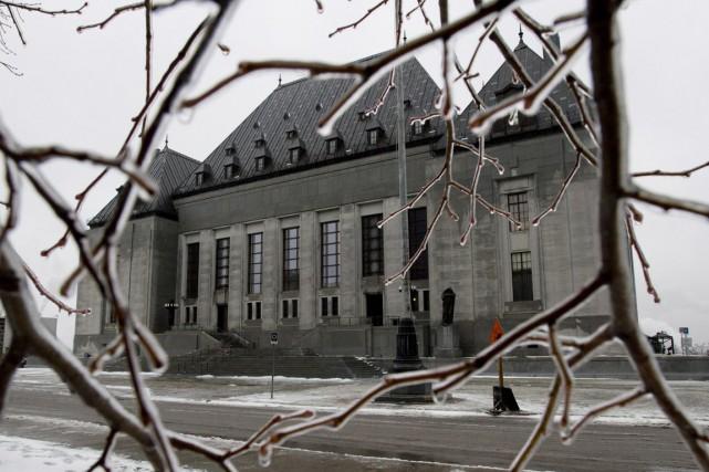 La Cour suprême du Canada.... (Archives La Presse Canadienne)
