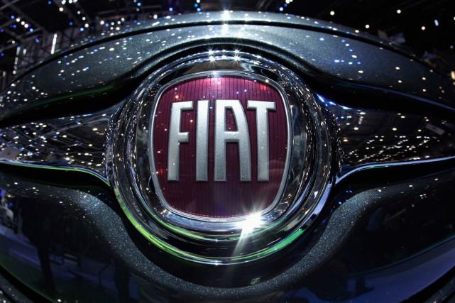Le nouvel ensemble constitué par les groupes automobiles italien Fiat et... (PHOTO REUTERS)