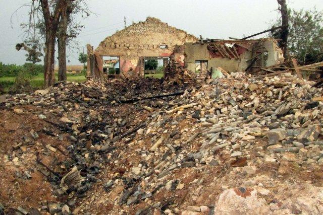 Selon les autorités congolaises, la foudre serait la... (Photo AFP)
