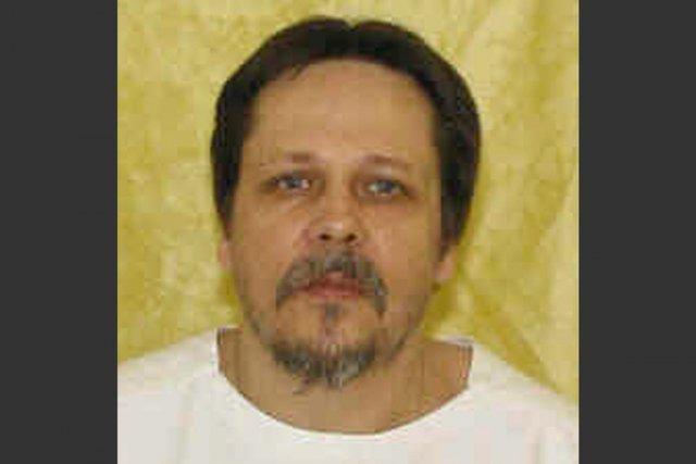 L'exécution de Dennis McGuire, le 16 janvier, a... (PHOTO ASSOCIATED PRESS)