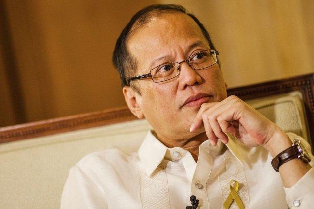 Benigno Aquino, le président des Philippines.... (PHOTO JULIAN ABRAM WAINWRIGHT, ARCHIVES BLOOMBERG)