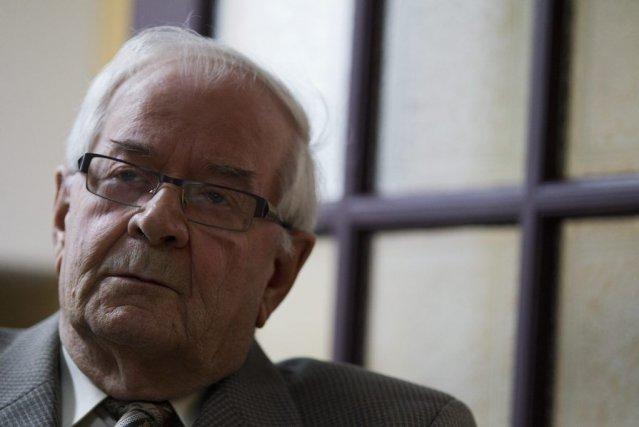 Entrepreneur de pompes funèbres depuis près de 60... (PHOTO OLIVIER JEAN, LA PRESSE)