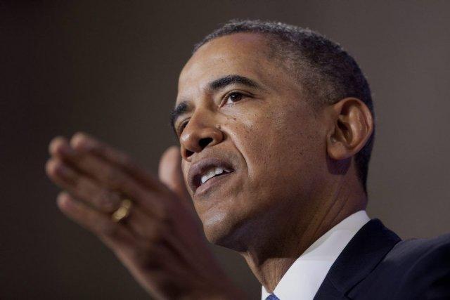 Après une année2013 marquée par les échecs, Barack... (PHOTO CAROLYN KASTER, AP)
