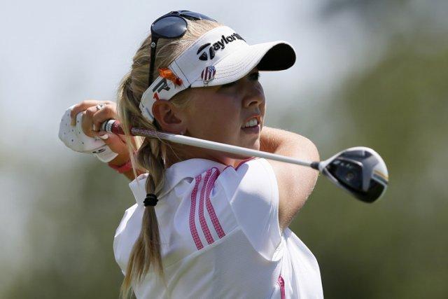 Jessica Korda... (Archives Reuters)