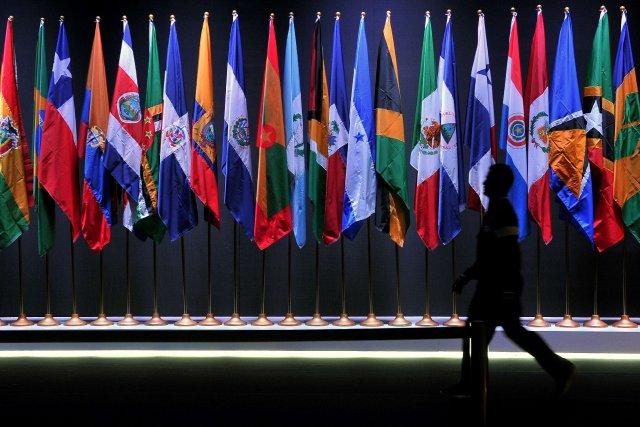 Ce second sommet des 33 pays de la... (Photo YAMIL LAGE, AFP)