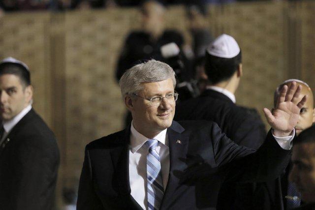 La tournée au Moyen-Orient maintenant derrière lui, et... (Photo: Reuters)