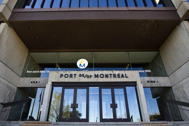 Les administrateurs du port de Montréal continuent de... (Photo: Bloomberg)