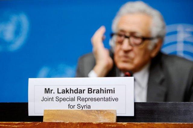 Après le faux départ de vendredi, les délégations... (PHOTO FABRICE COFFRINI, AFP)