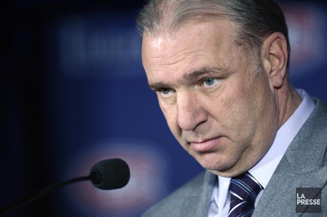 Michel Therrien a bon espoir que son équipe... (La Presse)