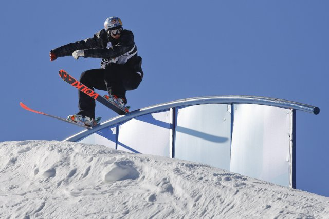 Nick Goepper... (Photo Julie Jacobson, archives AP)