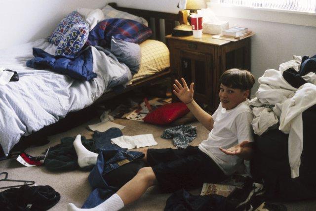 Votre enfant, devenu ado, réclame soudain une nouvelle chambre? Pas de panique.... (Photo Thinkstock)