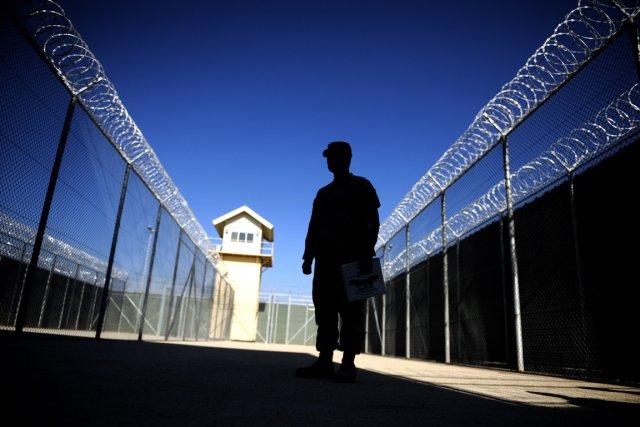 La prison de Bagram a été baptisée la... (PHOTO ARCHIVES AGENCE FRANCE PRESSE)