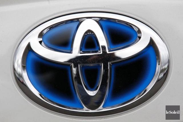 Les ventes globales et totales de Toyota au... (Photothèque Le Soleil)