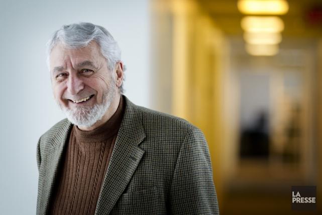 Louis-Jacques Fillion, professeur à HEC Montréal, est également... (PHOTO MARCO CAMPANOZZI, LA PRESSE)