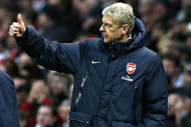 Arsène Wenger est l'entraîneur d'Arsenal depuis septembre 1996.... (Photo Suzanne Plunkett, Reuters)