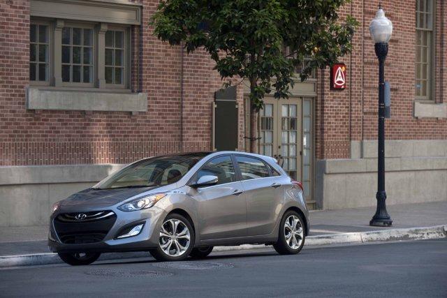 Les ventes de l'Elantra ont dépassé celles de... (Photo fournie par Hyundai)