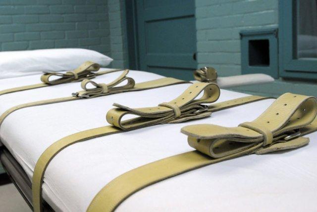 Les avocats de deux condamnés à mort qui doivent bientôt être exécutés aux... (Photo: AP)
