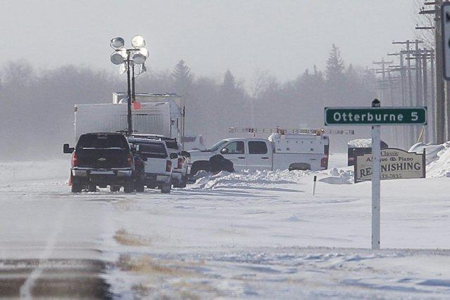 Le service avait été interrompu au cours du... (Photo La Presse Canadienne)