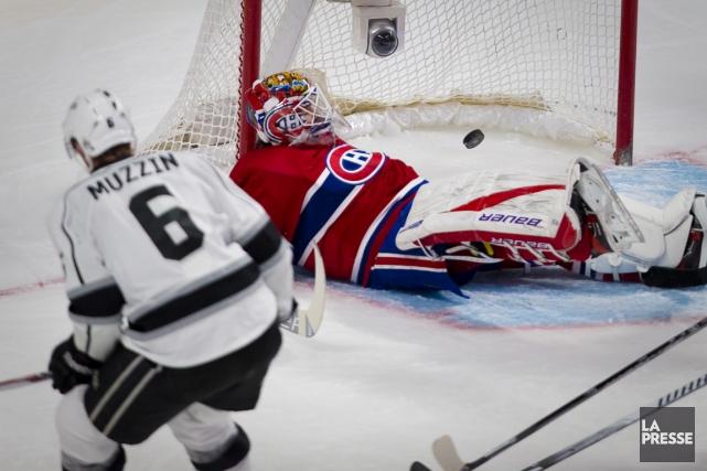 Le Canadien a accordé 50 buts à forces... (Photo André Pichette, La Presse)