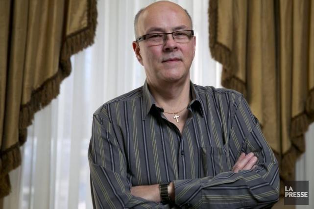 Guy Gagnon... (Photo: David Boily, La Presse)