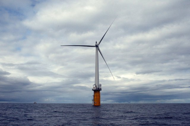Au total, au 31 décembre 2013, 2080 éoliennes... (Photo Reuters)