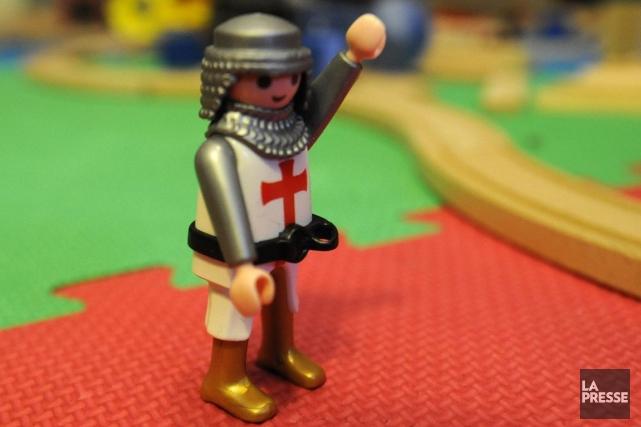 Les fabricants de jouets dits traditionnels reconnaissent la... (Photo Bernard Brault, Archives La Presse)