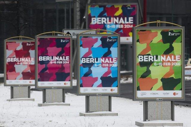 La 64e édition de la Berlinale, le premier grand rendez-vous de l'année pour le... (Photo: AP)