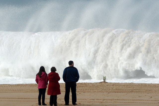 Cette affaire n'était au départ qu'un fait-divers tragique... (PHOTO FRANCISCO LEONG, AFP)