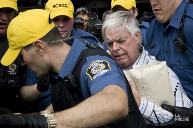 Earl Jones a été reconnu coupable en 2010... (Photo: Ivanoh Demers, archives La Presse)