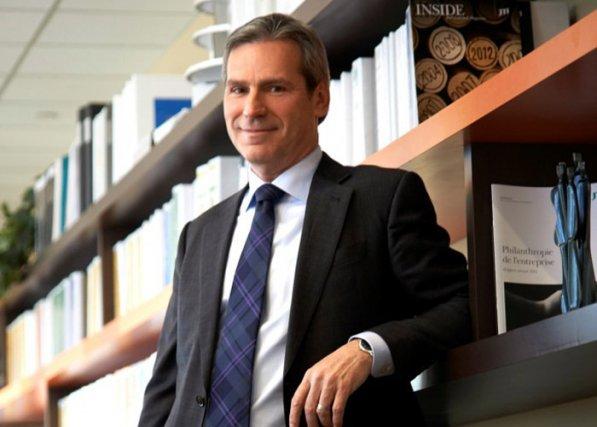 Michel Poirier est président régional, Amériques, de JTI-Macdonald.... (PHOTO FOURNIE PAR JTI-Macdonald)