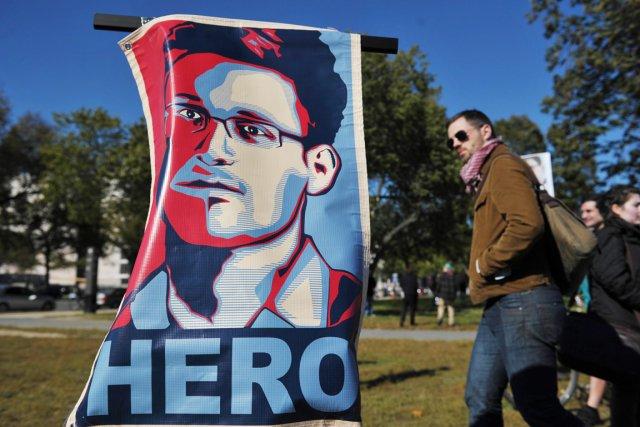 Simple employé d'un sous-traitant de la NSA, M.... (PHOTO MANDEL NGAN, AFP)