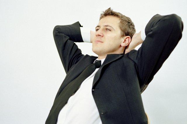 «Les personnes au gros ego s'estiment souvent supérieures... (PHOTO GETTY IMAGES)